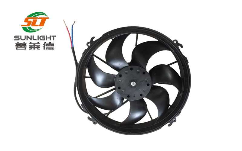 AUTO CAR PARTS RADIATOR COOLING FAN